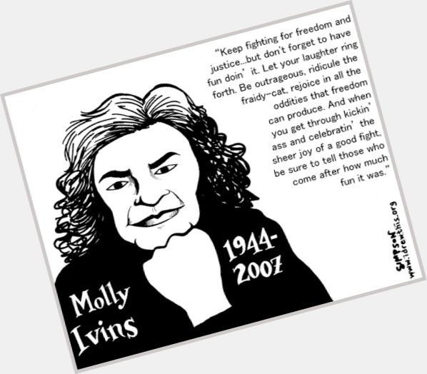 essay written by molly ivins