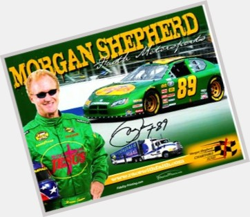 Morgan Shepherd birthday 2015