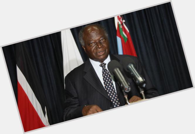 Mwai Kibaki dating 2