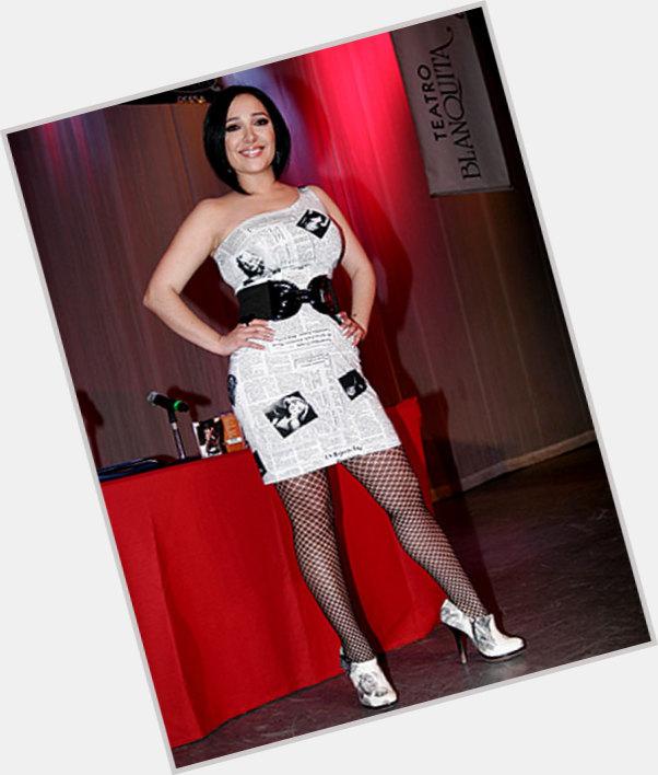 "<a href=""/hot-women/myriam-montemayor/where-dating-news-photos"">Myriam Montemayor</a> Average body,  black hair & hairstyles"