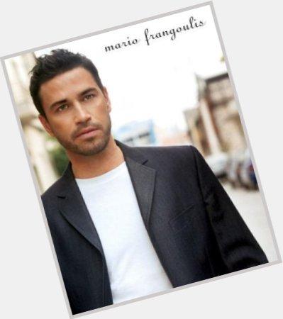 Mario Frangoulis birthday 2015