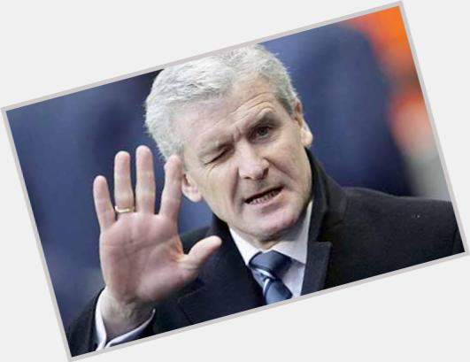 Mark Hughes birthday 2015