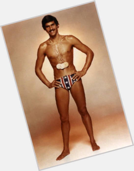 mark spitz michael phelps 3