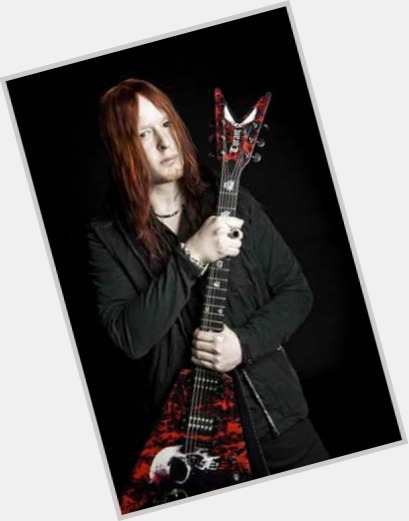 "<a href=""/hot-men/michael-amott/is-he-married-angela-gossow-tall"">Michael Amott</a> Average body,  red hair & hairstyles"