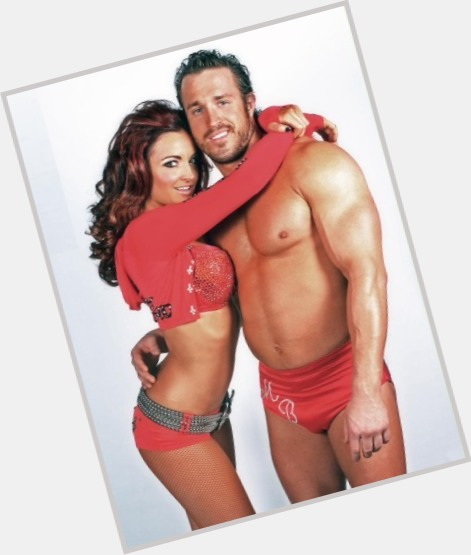 Mike Bennett light brown hair & hairstyles Athletic body,