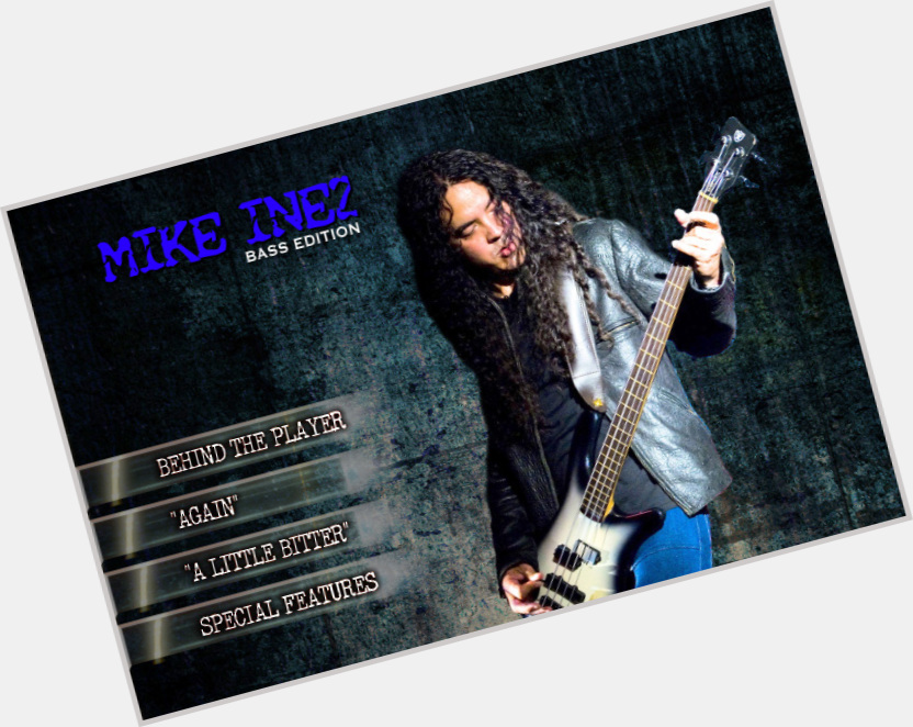 Mike Inez birthday 2015