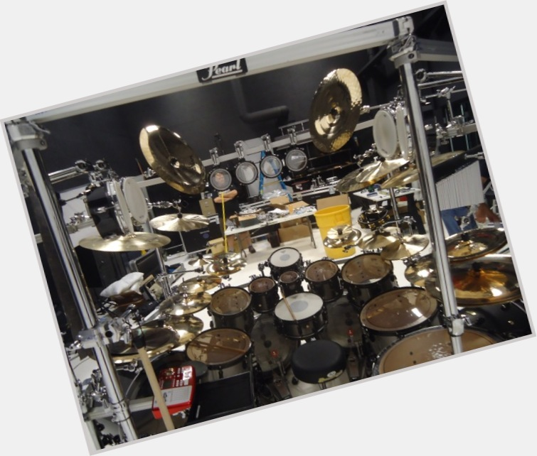 Mike Mangini birthday 2015