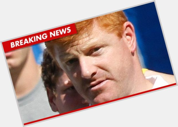 """<a href=""""/hot-men/mike-mcqueary/is-he-divorce-still-coaching-married-fired-lying"""">Mike Mcqueary</a> Athletic body,  red hair & hairstyles"""