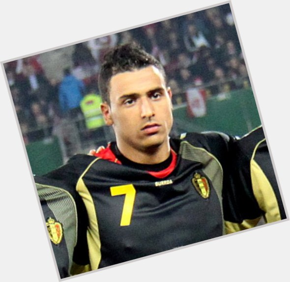 Nacer Chadli birthday 2015