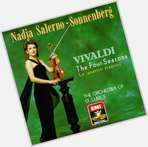 Nadja Salerno Sonnenberg dating 2