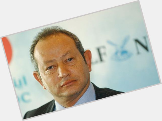 Naguib Sawiris birthday 2015