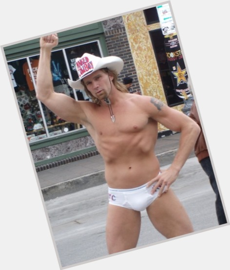Naked Cowboy birthday 2015