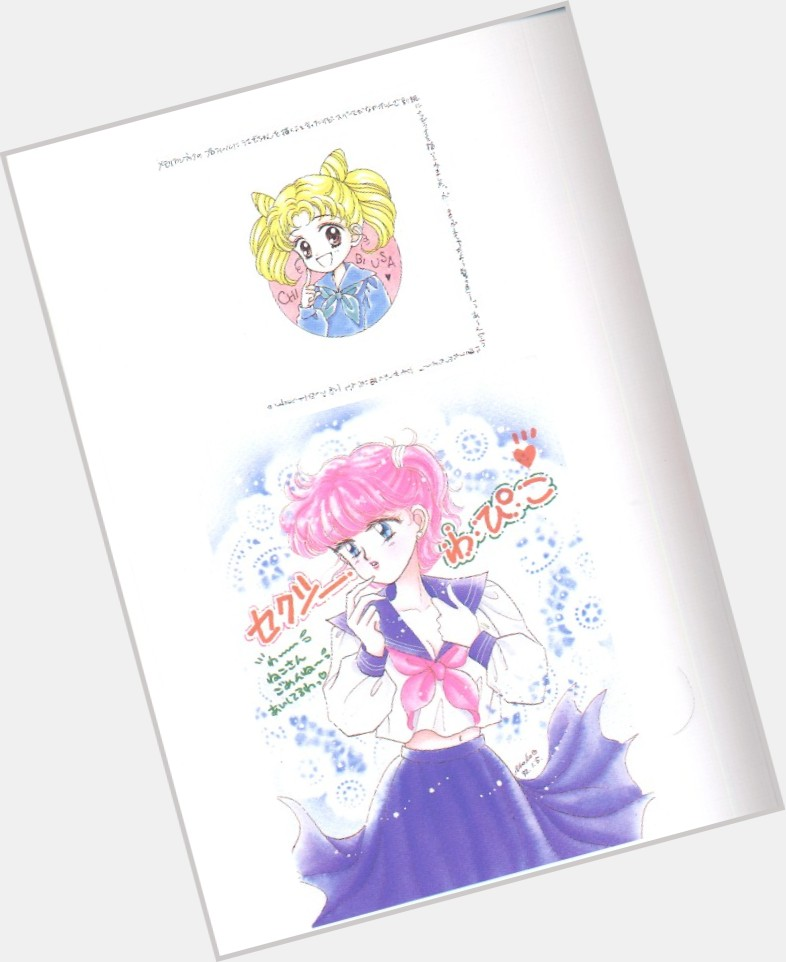 Naoko Takeuchi full body 4
