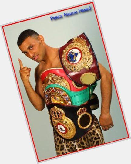 Naseem Hamed new pic 1