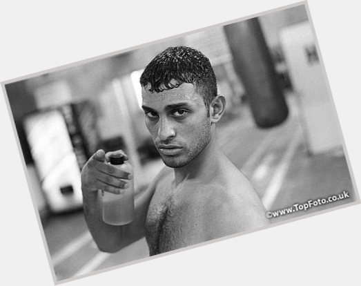 Naseem Hamed birthday 2015
