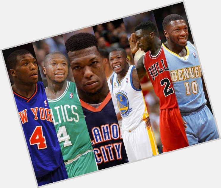 Nate Robinson birthday 2015