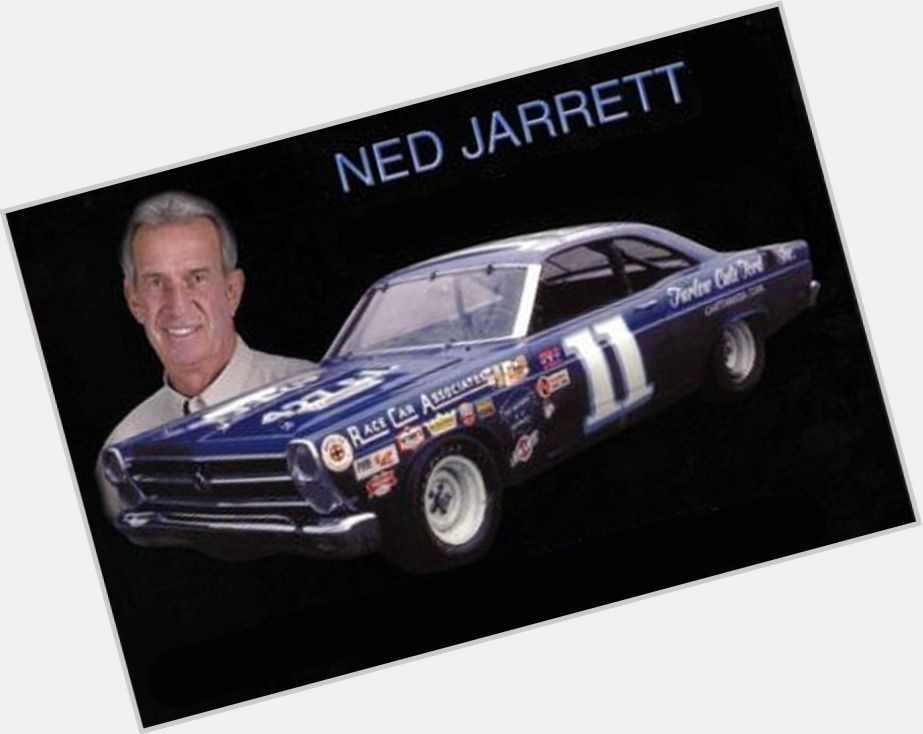Ned Jarrett new pic 1