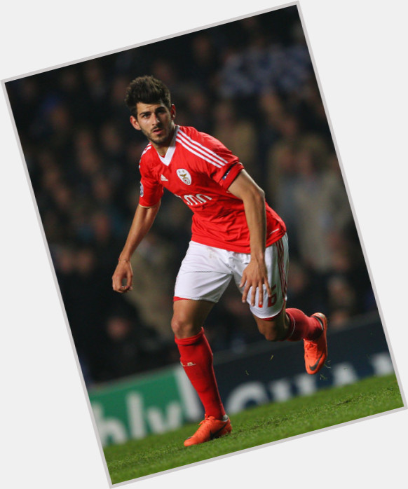 Nelson Oliveira dark brown hair & hairstyles Athletic body,