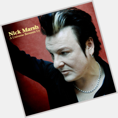 Nick Marsh birthday 2015