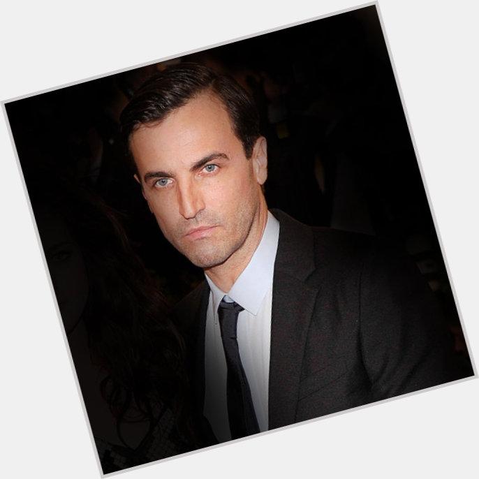 Nicolas Ghesquiere birthday 2015