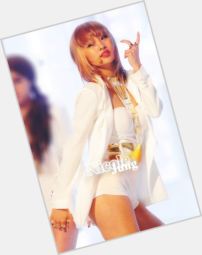 """<a href=""""/hot-women/nicole-jung/where-dating-news-photos"""">Nicole Jung</a>  light brown hair & hairstyles"""