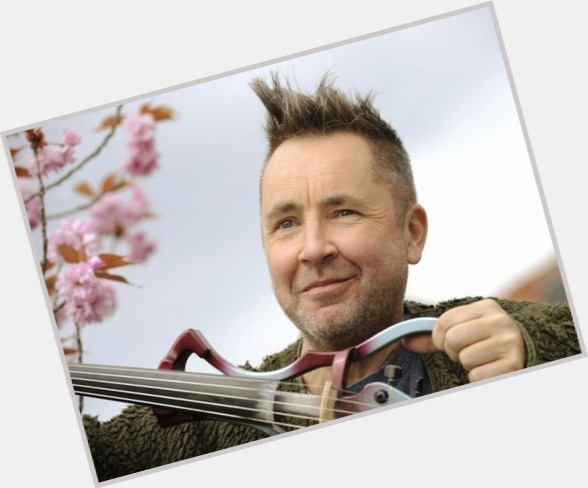 Nigel Kennedy birthday 2015