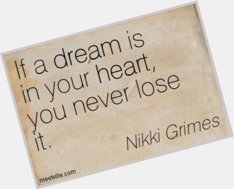 Nikki Grimes full body 9