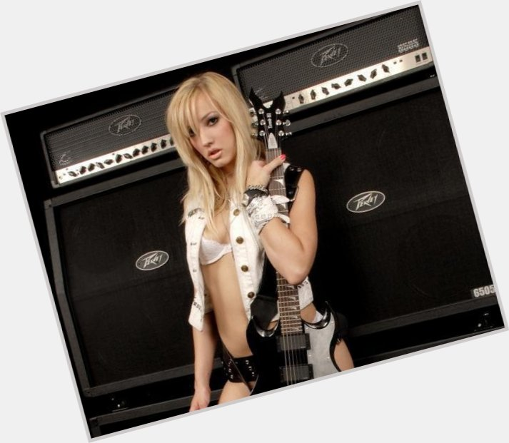 Nita Strauss Official Site For Woman Crush Wednesday Wcw