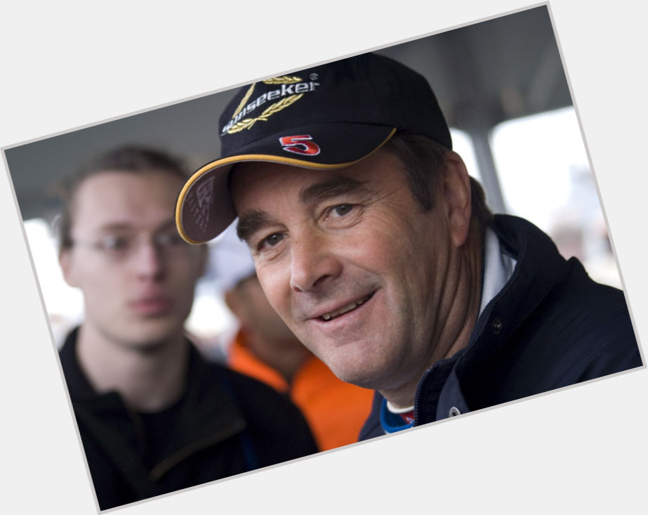 Nigel Mansell birthday 2015