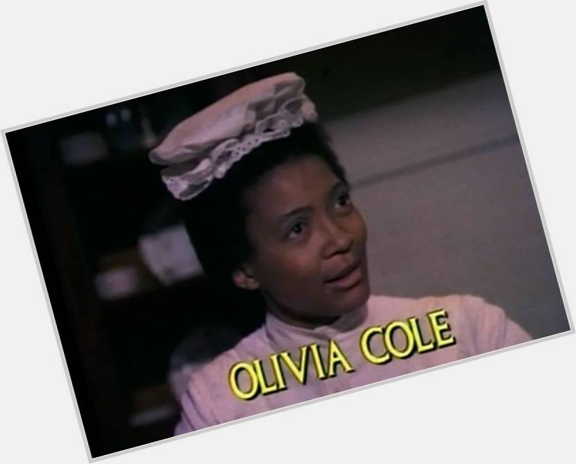 Olivia Cole dating 9