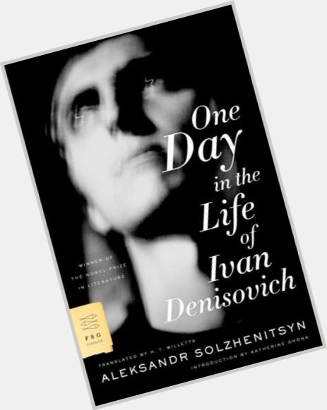 essay a person daytime throughout any everyday living from ivan denisovich home