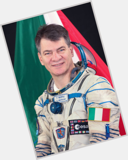 Paolo Nespoli birthday 2015
