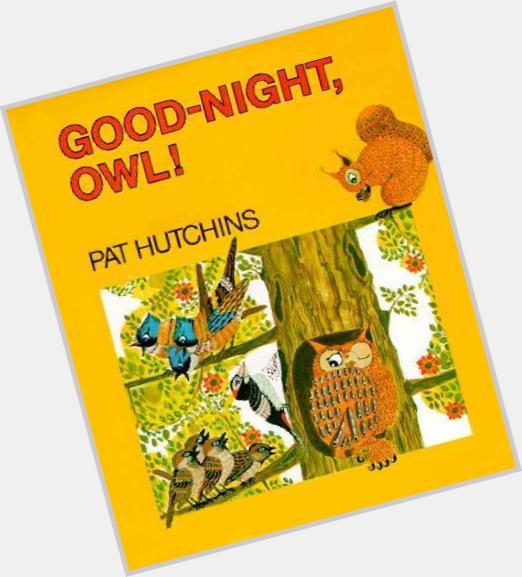 Pat Hutchins where who 8