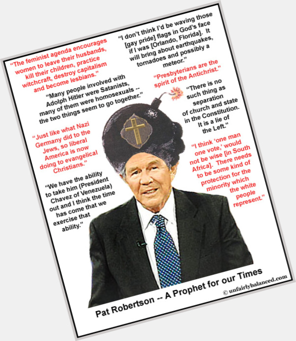"<a href=""/hot-men/pat-robertson/where-dating-news-photos"">Pat Robertson</a> Athletic body,  salt and pepper hair & hairstyles"