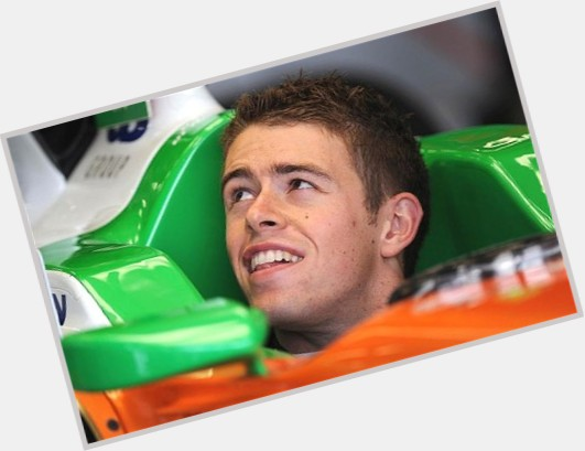 Paul Di Resta birthday 2015