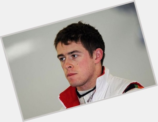 Paul Di Resta light brown hair & hairstyles Athletic body,