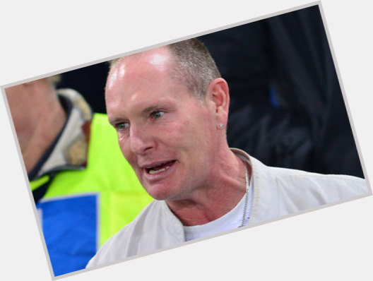 Paul Gascoigne birthday 2015