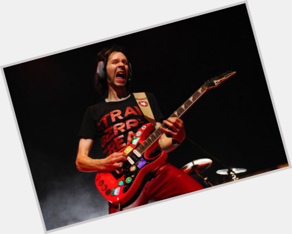 Paul Gilbert new pic 1
