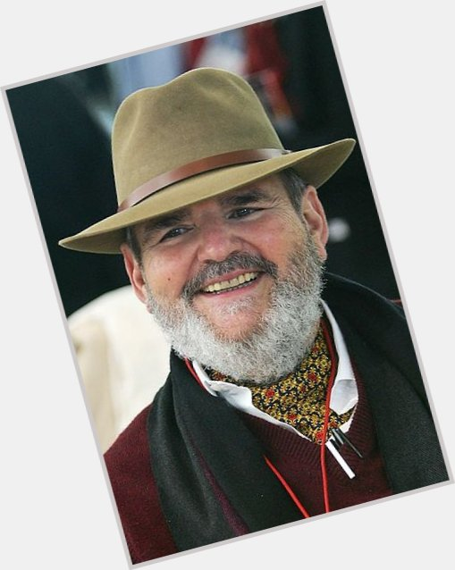 """<a href=""""/hot-men/paul-prudhomme/where-dating-news-photos"""">Paul Prudhomme</a> Large body,  salt and pepper hair & hairstyles"""