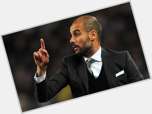 Pep Guardiola birthday 2015