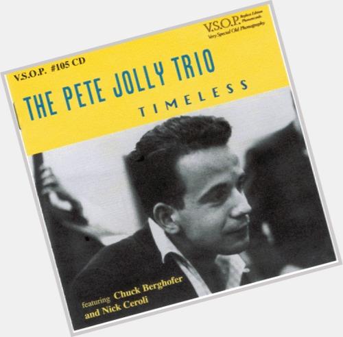 Pete Jolly birthday 2015