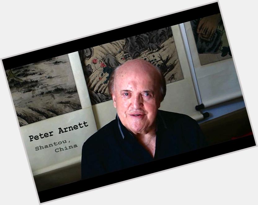 Peter Arnett birthday 2015