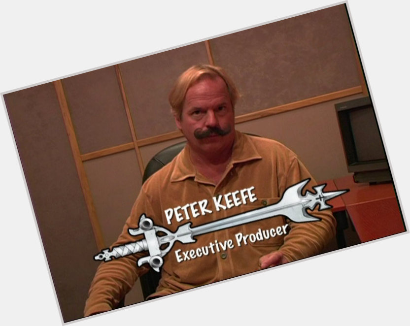 Peter Keefe birthday 2015
