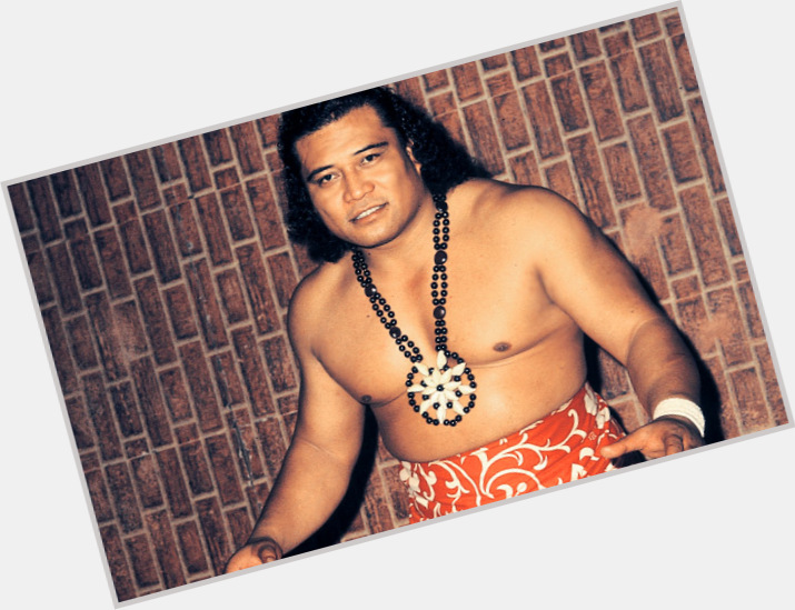 Peter Maivia birthday 2015