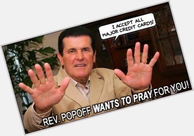 Peter Popoff Official Site For Man Crush Monday Mcm