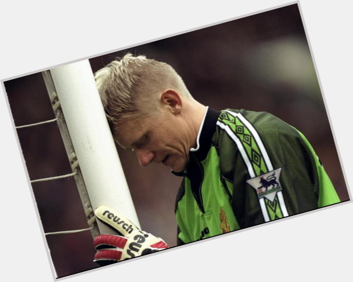 Peter Schmeichel blonde hair & hairstyles Athletic body,