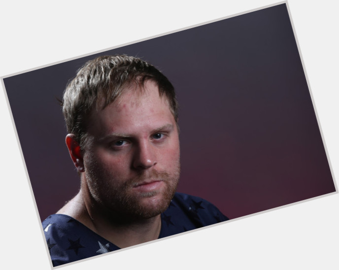 Phil Kessel dark brown hair & hairstyles Athletic body,