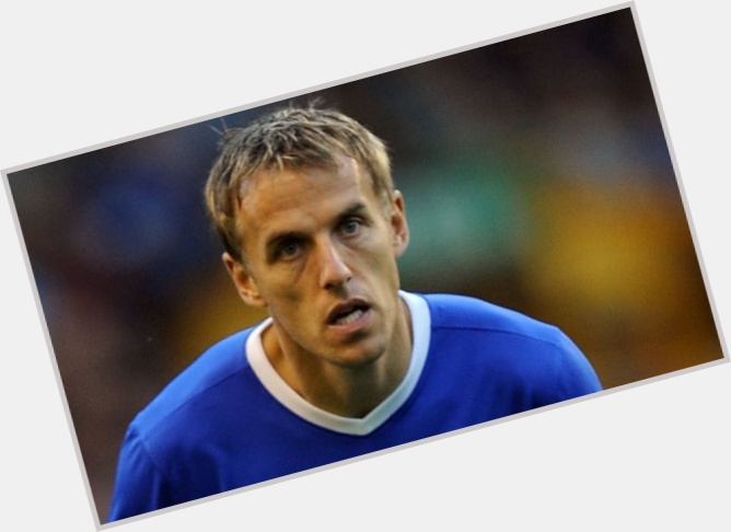 Phil Neville birthday 2015