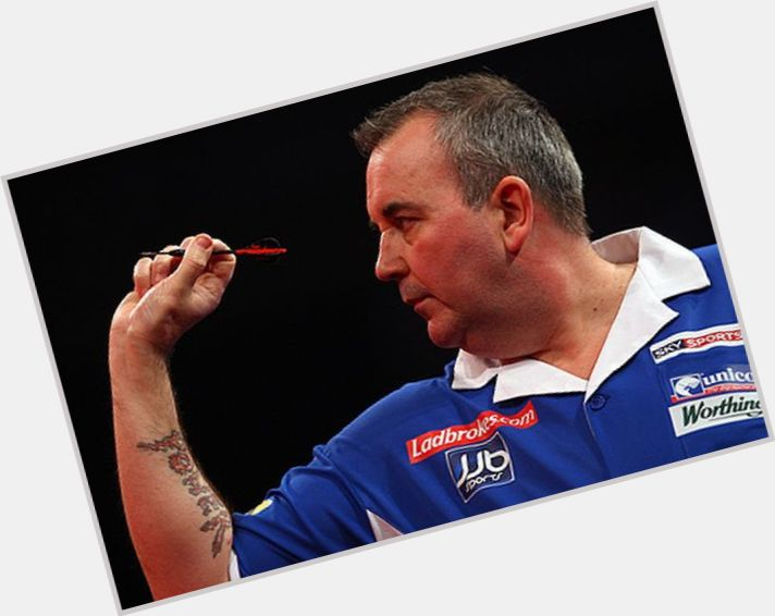 Phil Taylor birthday 2015