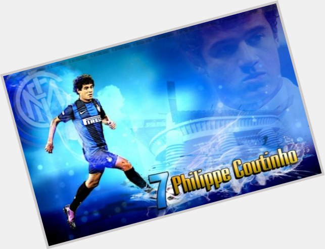 Philippe Coutinho light brown hair & hairstyles Athletic body,